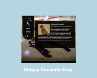 JEP Marketing Website Design